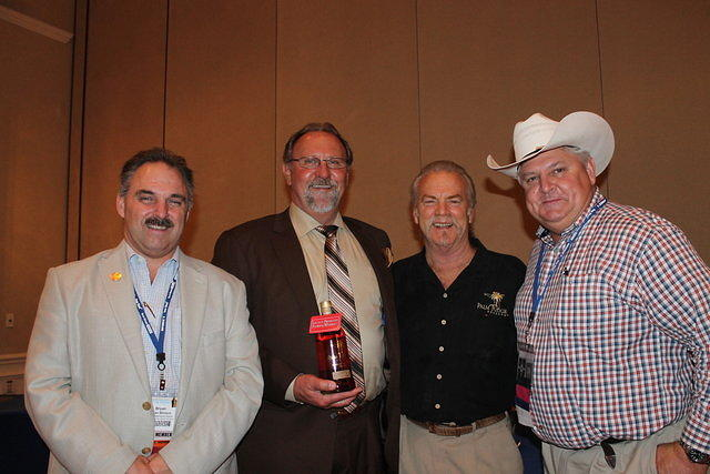 """Bryan, JD, Dick & Jim @ the NCBA Convention 2-6-13"""