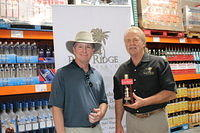 """Bill & Dick @ Costco in Clearwater 4-13-13"""