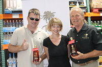 """Aaron, Stella & Dick @ Costco in Clearwater 4-13-13"""
