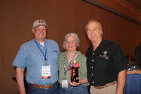 """Randy, Emily & Dick @ the NCBA Convention 2-6-13"""