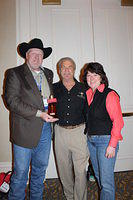 """Donnie, Dick & Tammy @ the NCBA Convention 2-6-13"""