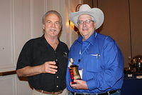 """Dick & Jim @ the NCBA Convention 2-6-13"""
