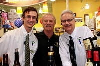 James, Dick & Michael @ Total Wine Millenia 6-2-12