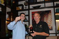 """Mike(photographer) & Dick @ the Vinoy 6-7-12"""