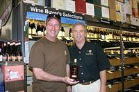 Reed & Dick @ Total Wine Orlando 2-5-11