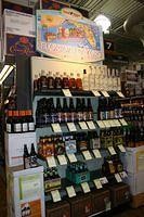 Local Florida Products @ Total Wine Jax 2-19-11