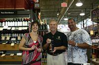 "Rachel & Rob @ ""Total Wine Tampa"" 7/31"