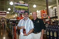 "Mannie & Dick @ ""Total Wine Clearwater"" 8-21"