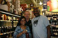 Angela & Edward @ St Pete Total Wine 8-28