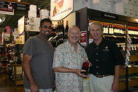 "Adrien & Dick @ ""Total Wine Orlando"" 7-2-11"