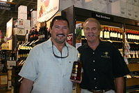 "John & Dick @ ""Total Wine Orlando"" 7-2-11"