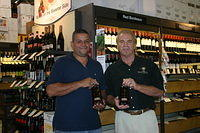 "Allan & Dick & ""Total Wine Orlando"" 7-2-11"