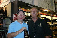 "Paul & Dick @ ""Total Wine Orlando"" 7-2-11"