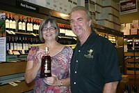 "Ann & Dick @ ""Total Wine Orlando"" 7-2-11"