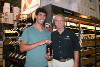"Will & Dick @ ""Total Wine Orlando"" 7-2-11"