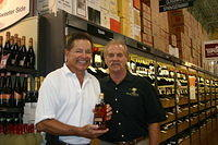 "Rudy & Dick @ ""Total Wine Clearwater"" 7-15-11"