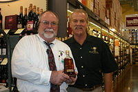 "Brian & Dick @ ""Total Wine Clearwater"" 7-15-11"