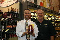 "Randee & Dick @ ""Total Wine Clearwater"" 7-15-11"