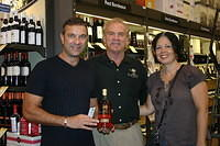 "Bernd, Dick & Teresa @ ""Total Wine St Pete"" 7-16-11"