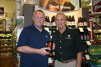 "Chris & Dick @ ""Total Wine Stuart"" 7-22-11"