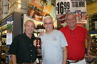 "Dick, Dan & Chiado @ ""Total Wine Stuart"" 7-122-11"
