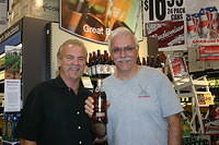 "Dick & Dan @ ""Total Wine Stuart"" 7-22-11"