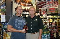 "Gary & Dick @ ""Total Wine Stuart"" 7-22-11"