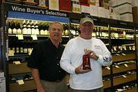 Dick & Earl @ Total Wine Stuart 3-12-11