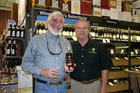 Erik & Dick @ Total Wine Stuart 3-12-11