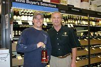 Chris & Dick @ Total Wine Stuart 3-12-11