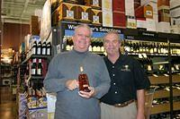 Mark & Dick @ Total Wine Stuart 3-12-11