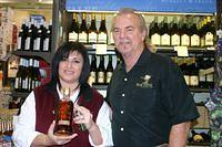 Lynn & Dick @ Total Wine Stuart 3-12-11