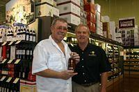 Mark & Dick @ Total Wine St Pete 3-26-11