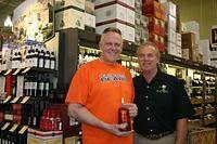 Ray & Dick @ Total Wine St Pete 3-26-11