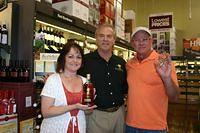 Linda & Mike @ Total Wine St Pete 3-26-11