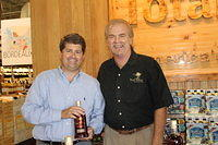 "Russ & Dick @ ""Total Wine Jax 5-25-12"""