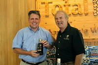 "Mike & Dick @ ""Total Wine Jax 5-25-12"""